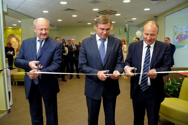 Новый допофис Сбербанка России открылся в самом центре Норильска