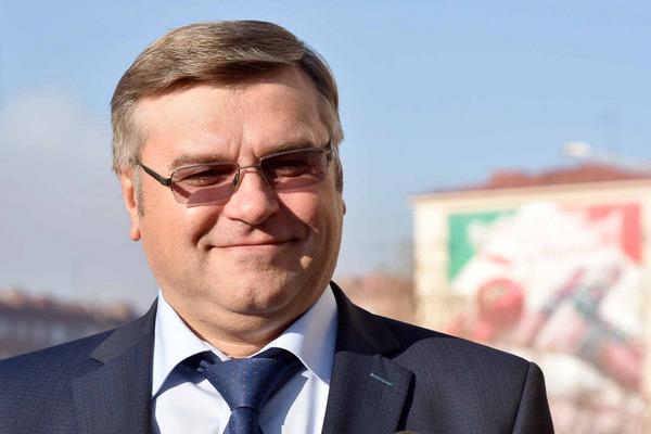 Глава Норильска Олег Курилов сообщил о завершении голосования