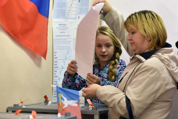 """Краевой избирком огласил итоги голосования после введения в систему """"ГАС выборы"""" 100% протоколов с 2196 избирательных участков региона"""