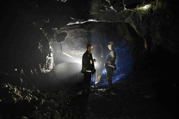 На рудники «Норникеля» поступили мобильные лазерные сканеры