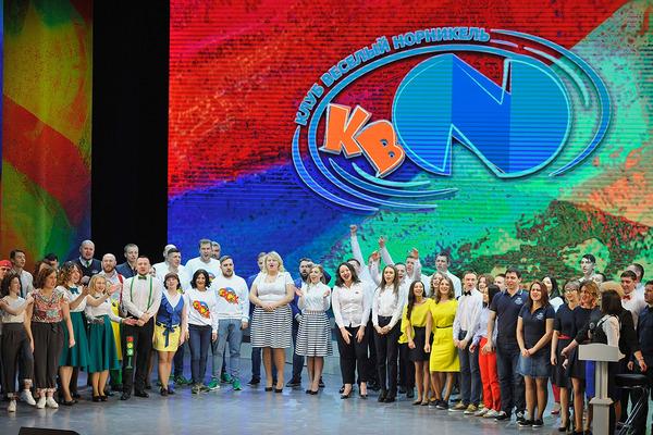В Норильске открыли новый сезон КВNN