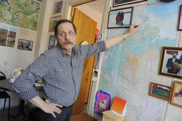 Владимир Ларин: Всероссийский географический диктант в целом был несложный, Норильск показал себя весьма достойно