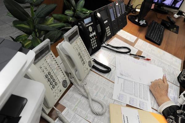 В новогодние праздники диспетчеры отдела оперативного контроля УЖКХ готовы круглосуточно принимать заявки горожан