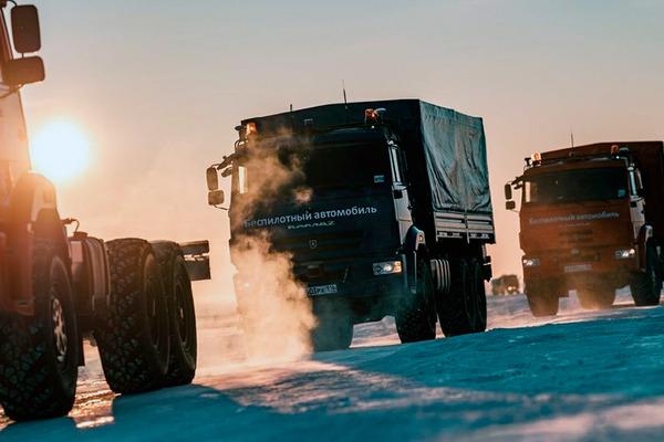 В Арктике появятся беспилотные автомобили