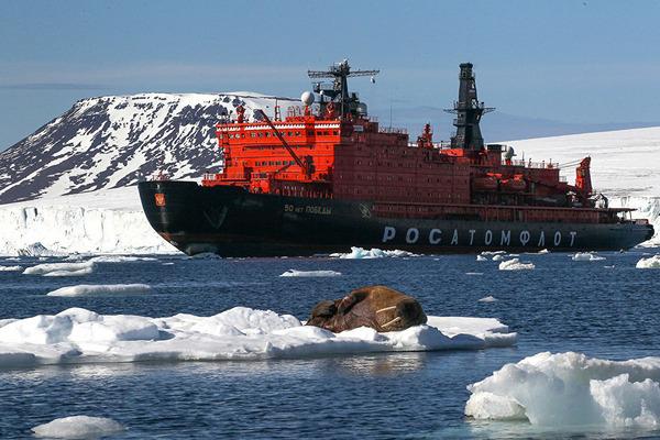 Число круизов в Арктику увеличится