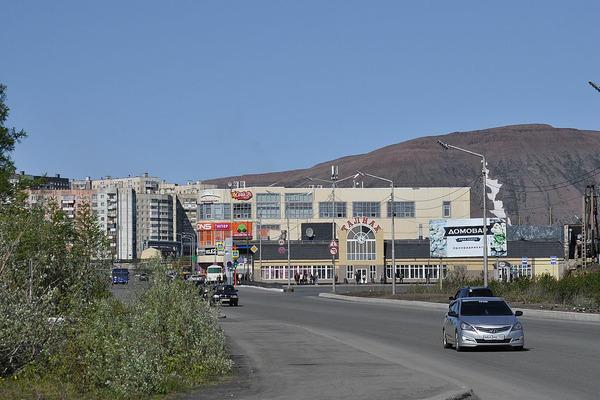 На автовокзале Талнаха поставят теплую остановку