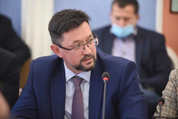 Сергей Липин: «Промывка берегов продолжится до заморозков»