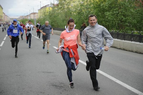 До окончания благотворительного забега «Норильск, беги со мной!» осталось три дня
