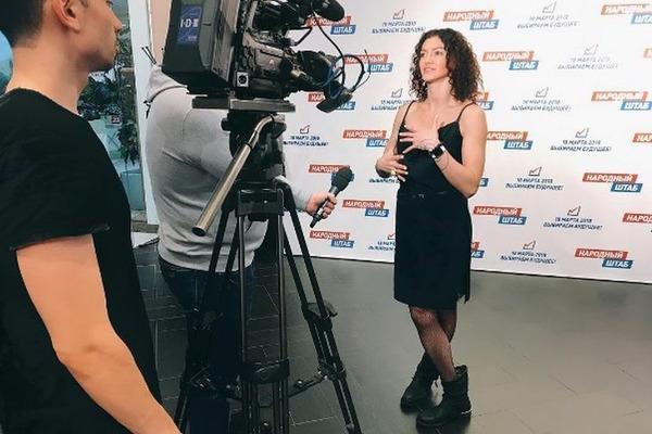 Норильский блогер Олеся Полканова провела в НАРОДНОМ ШТАБЕ мастер-класс по успешному продвижению личного блога