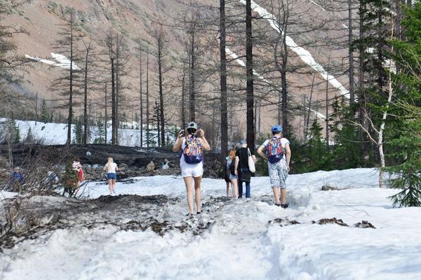 Норильчанам рекомендуют воздержаться от речных сплавов и походов в горы
