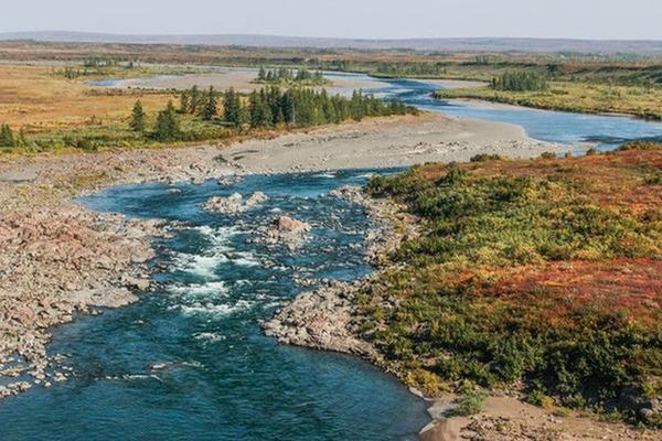 Ученые будут искать на дне реки возле Норильска следы старинного поселения