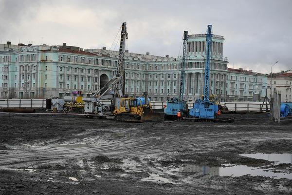 """""""Норникель"""" приступил к активной фазе строительства городского физкультурно-оздоровительного комплекса"""