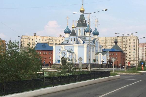 Ровно 29 лет назад в Норильске начали строить первый храм