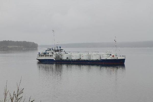 Енисейское речное пароходство приступило к северному завозу