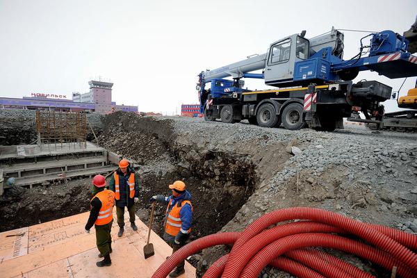 В аэропорту Норильска начался четвертый, заключительный этап реконструкции