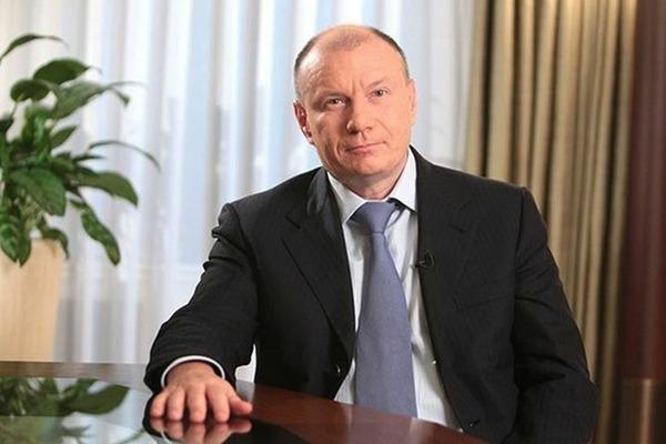 Владимир Потанин награжден орденом «За заслуги перед Отечеством» II степени