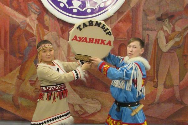 """Юные танцоры из Дудинки отмечены """"Сиянием Севера"""""""