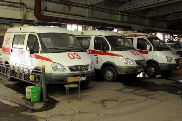 У сотрудников Норильской станции скорой медпомощи в новогодние праздники традиционно много работы