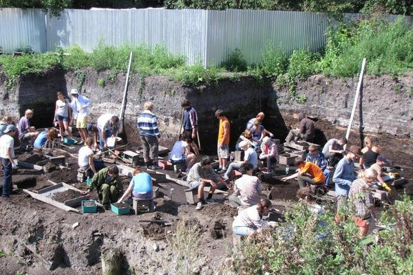 Норильчанам рассказали о тайнах археологических находок и тонкостях раскопок