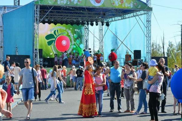 """Фестиваль """"Северная ягода"""" второй раз пройдет в Норильске"""