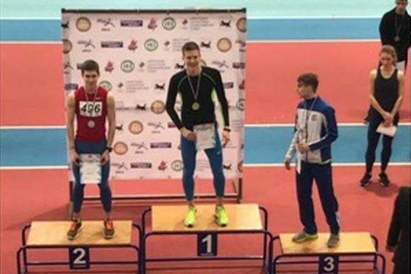Четыре награды привезли норильские легкоатлеты с первенства СФО