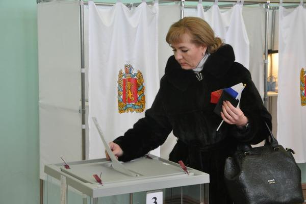 Явка на выборы президент РФ в стране составила 67,47%