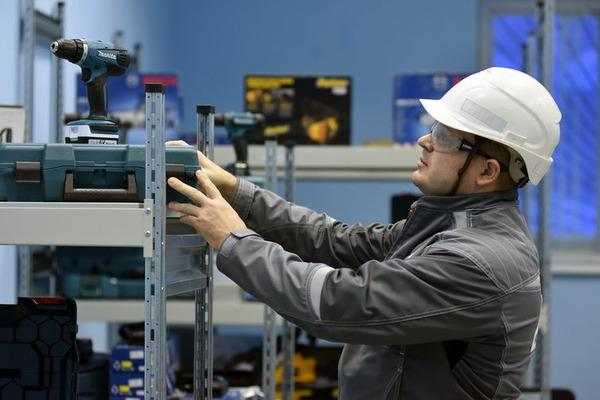 """В """"Норильскникельремонте"""" сеть сервисных мастерских пополнилась двумя приобъектными складами"""