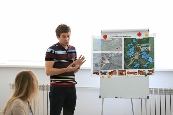 """Проект создания комплекса отдыха в районе Оганера обсудили на """"Кухне городских идей"""""""