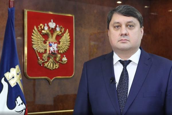 Глава Норильска обратился к жителям города