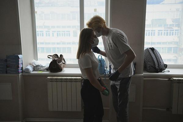 Режим самоизоляции в Красноярском крае продлят до 12 июля