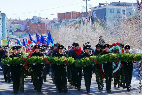 Перечень мероприятий, посвященных празднованию 70-летия Победы в ВОВ, определен на Таймыре
