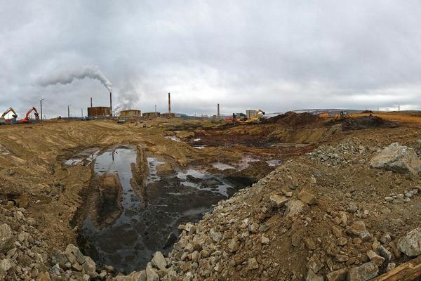 По уголовному делу о разливе нефти в Норильске задержали руководителей ТЭЦ-3