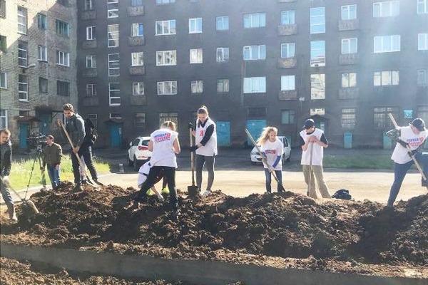В Норильске появятся новые парковые зоны