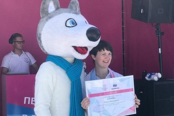 Керлингистка Ольга Жаркова станет послом зимней Универсиады – 2019