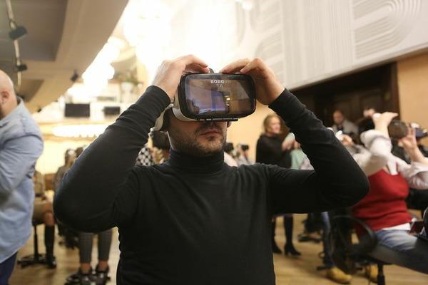 Спектакль «Гиперборея. Плато Путорана» показан по программе лаборатории современной драматургии.