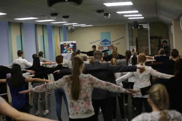 В Норильске прошли открытые уроки Школы актерского мастерства