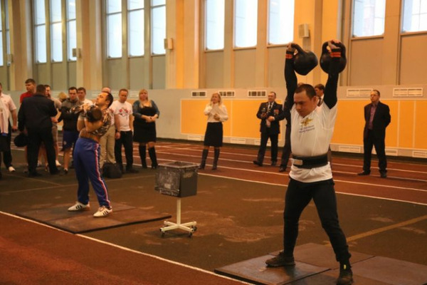 Фестиваль культуры и спорта среди силовиков стартовал в Норильске