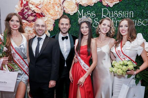 Нганасанка Елена Савран завоевала титул «Русская мисс Сан-Франциско»