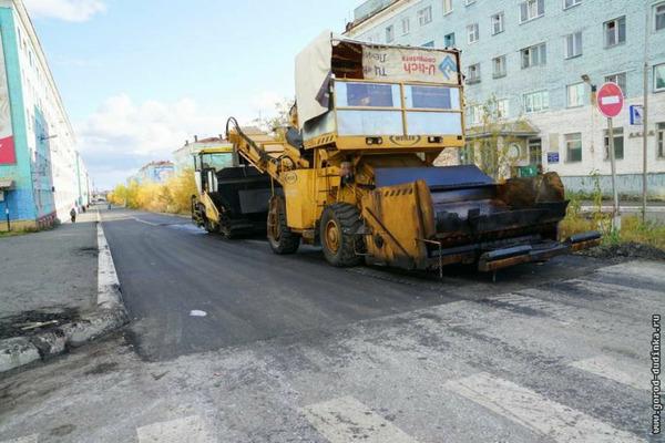 Край предоставит на ремонт автодорог Таймыра более 15 млн рублей