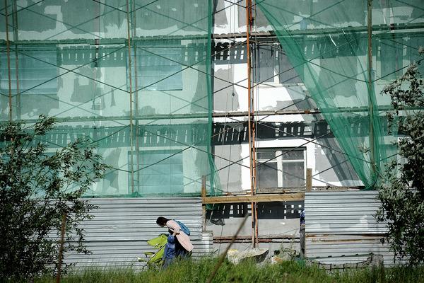 В Норильске не успевают выполнить программу капремонтов