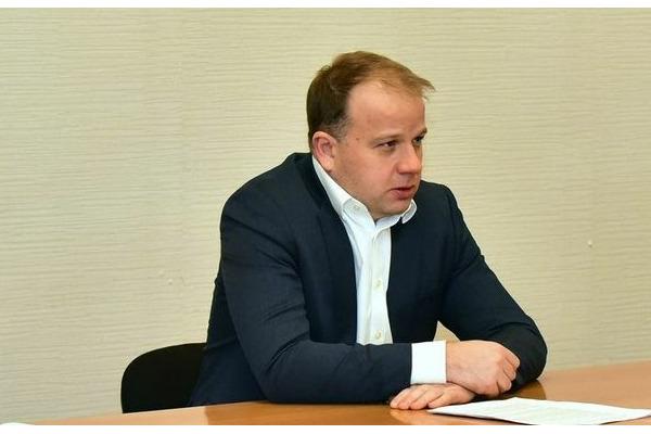 На должность гендиректора Таймырской топливной компании назначен Александр Федотов
