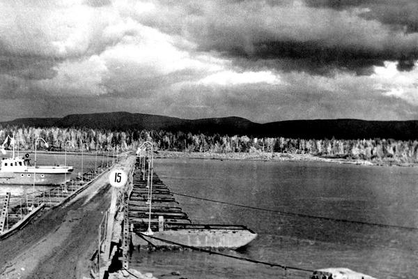 Мост через Норилку известен как самый северный в мире