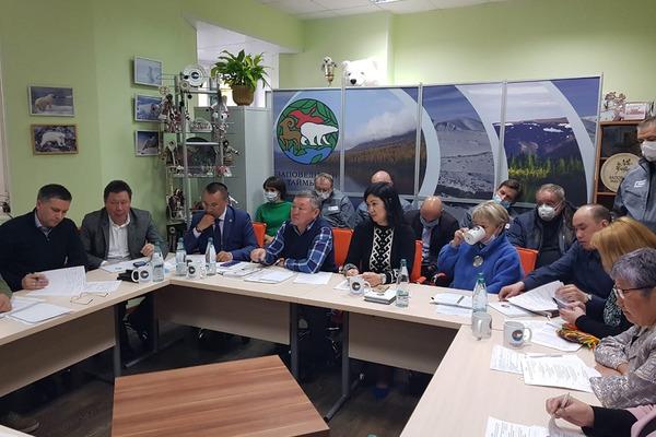 Федеральные и краевые руководители прибыли в Норильск