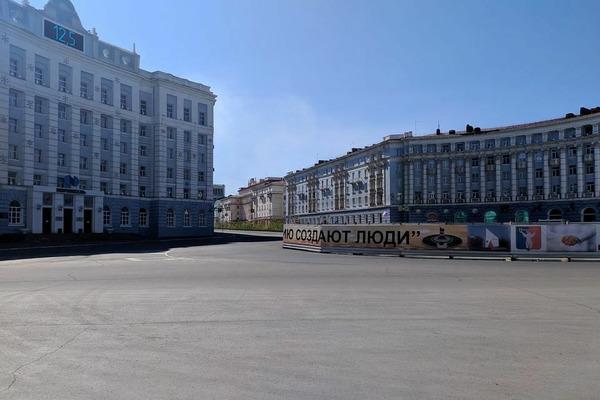 Монумент «Металлургам Норильска» откроют к Дню города и юбилею «Норникеля»