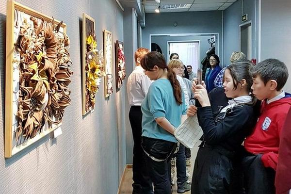  Творчество кайерканских школьников представили в Дудинке