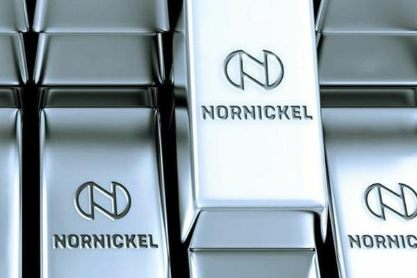 Акции «Норникеля» взлетели на 12% на фоне роста цен на палладий