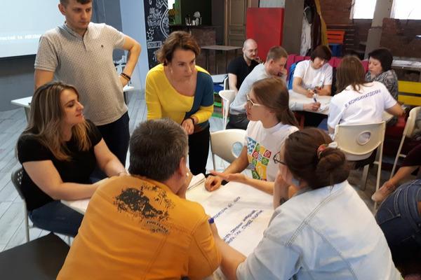 Участники экомарафона «ПонесЛось» готовятся к летним проектам