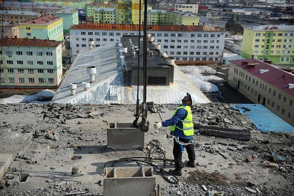 Больше всех заплатят инженеру-строителю в Норильске