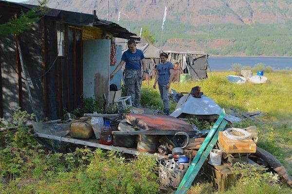 Волонтеры и экологи Заповедников Таймыра очистят озеро Аян