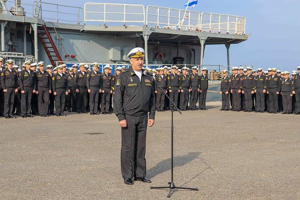 Вице-адмирал – о предстоящих учениях на Таймыре: «Вы все увидите своими глазами»